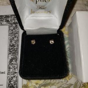 Brand New 1/2 Carat Diamond 💎 Stud Earrings